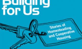 Building for Us exhibition logo.
