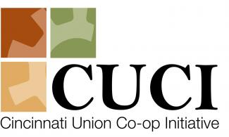 Cincinnati Union Co-op Initiative logo.