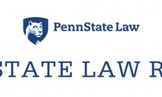 Penn State Law Review logo.
