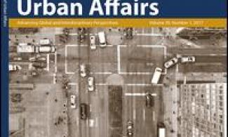 Cover of Journal of Urban Affairs