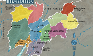 Map of Trentino region by NordNordWest. CC BY-SA 3.0.