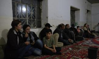 Commune meeting in Northern Syria