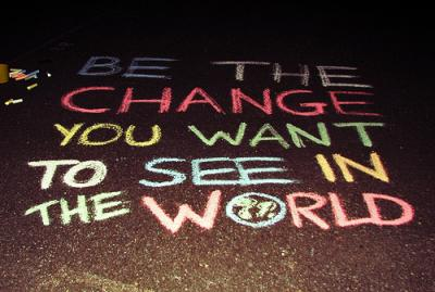 Social Change We Are The Problem We Are Seeking To Solve